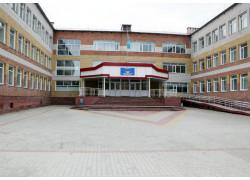 Школа №25 в Павлодаре