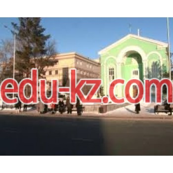 GU Complex Musical College - musical boarding school for gifted children in Pavlodar