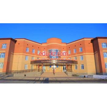 Школа №27 в Костанае -