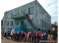 Детский сад №51 в Костанае