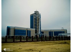 Caspian State University of Technology and Engineering named after Sh. Yessenov