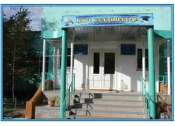 Школа №36 в Караганде