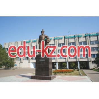 West Kazakhstan agricultural and technical University named after Zhangir Khan in Uralsk