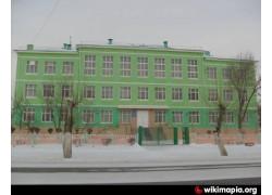 Школа №13 в Рудном