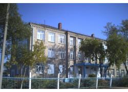 Школа № 44 в Петропавловске