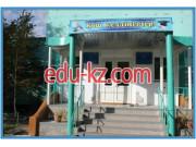 Школа №36 в Караганде - School