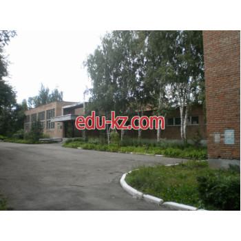 Школа №23 в Усть-Каменогорске - School