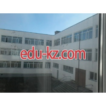 School-Gymnasium № 1 in Temirtau