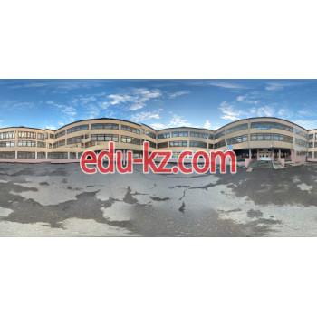 Школа №82 в Караганде