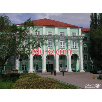College at West Kazakhstan state University.M.Utemisov in Uralsk