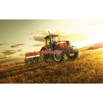 5B060800 – Аграрная техника и технологии