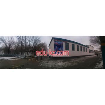 Школа-Гимназия №1 в Кызылорде - School gymnasium