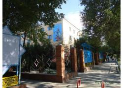 Х. А. Яссауи атындағы Халықаралық қазақ-түрік университеті.