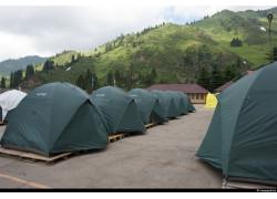 Детский лагерь Альпина в Алматы