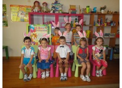 Детский сад А-айя в Кызылорде