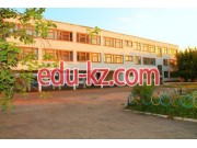 Школа №25 в Уральске - School