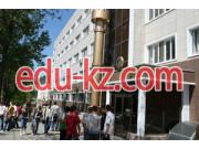 Центральноазиатский технико-экономический колледж (ЦАТЭК) в Алматы - Колледжи