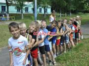 Детский лагерь имени Саши Ковалева в новой Бухтарме