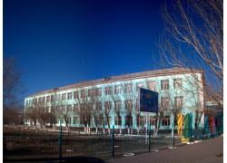 Школа №140 в Кызылорде
