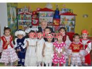 Saryarka kindergarten in Kyzylorda