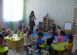 Детский сад №61 в Костанае