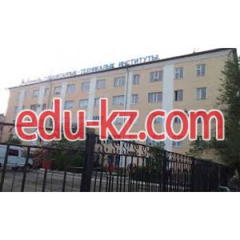 Гуманитарно-технический институт Акмешит в Кызылорде