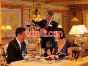 5V091200 — Restaurant business and hotel business.