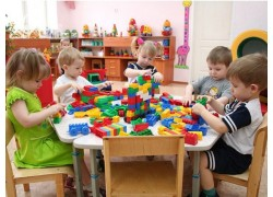 Детский сад №10 в Рудном
