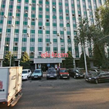 Altyn Meken driving school in Almaty