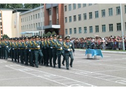 Military Institute of the Land forces of the Ministry of defense of the RK