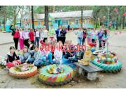 Детский лагерь Лизы Чайкиной в Риддере