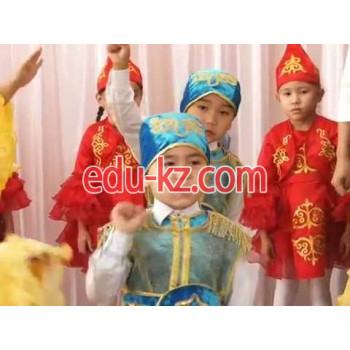 Детский сад  Зангар  в Кызылорде