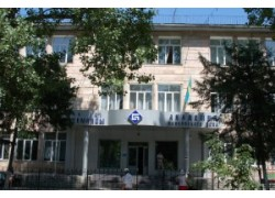 Academy of banking (ABD) in Almaty