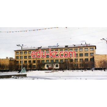 Saransk Humanitarian and Technical College named after Abay (SGTK)