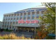 Innovative Eurasian University in Pavlodar