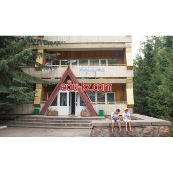 Алматыдағы Тау-Самал балалар лагері