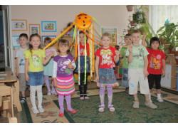 Детский сад  Пупавка  в Костанае