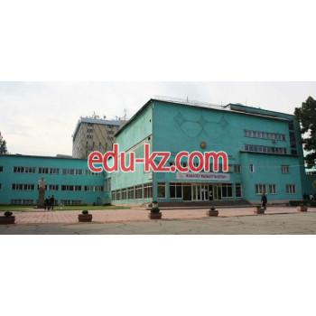 Колледж при Казахской Национальной Академии Искусств имени Т.Жургенова в Алматы