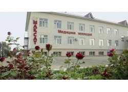 "Medical College ""Maқsat"" in Uralsk"