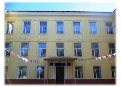 Школа №21 в Караганде