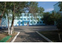 Школа №18 в Астане