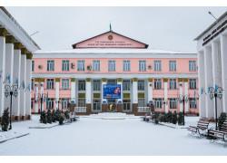 Kazakh national Medical University named after Asfendiyarov in Almaty