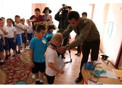 Детский сад  Ак желкен  в Костанае