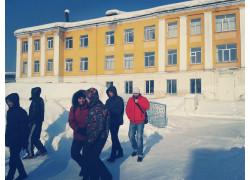 Аграрно-технический колледж в Зыряновске